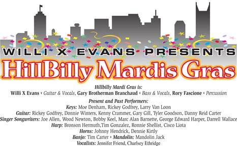 Hillbilly Mardis Gras image