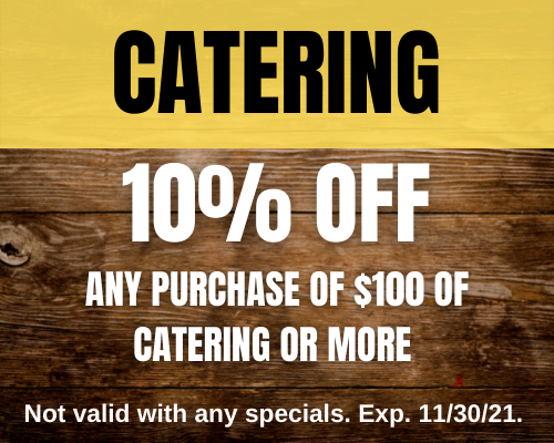 papa turney's catering special